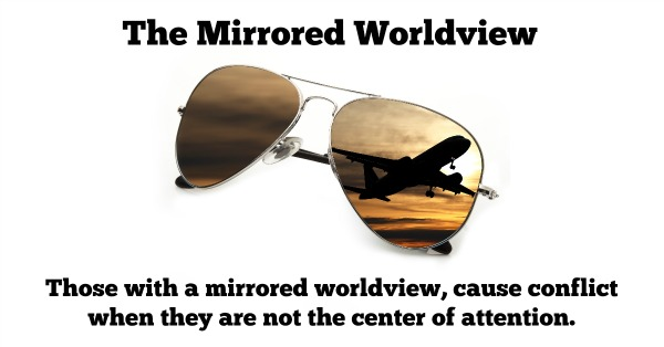 high-conflict, worldview