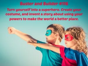 Boredom Busters and Creativity Builders