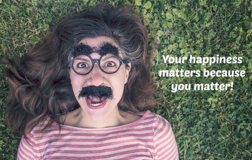 Why Your happiness matters