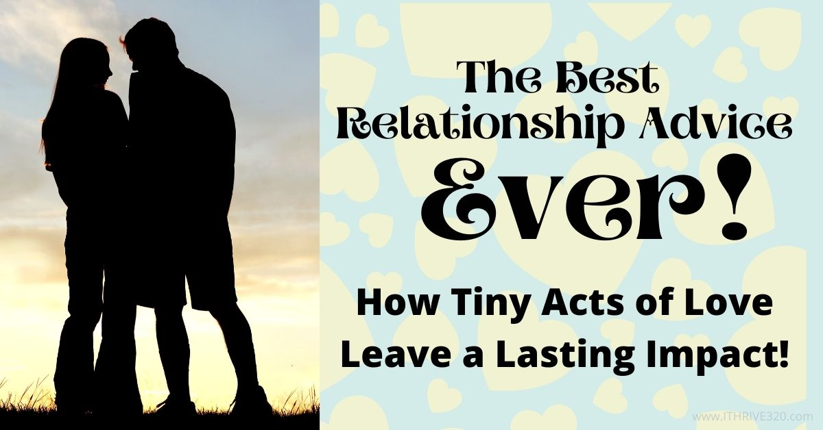 Relationship Advice for Couples - The best relationship advice ever
