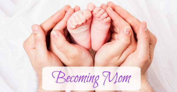 Becoming mom in a blended family hom