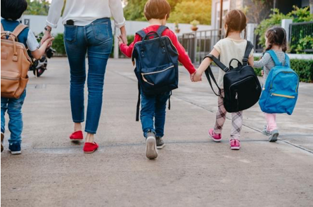 Back to School Prep for Large Families