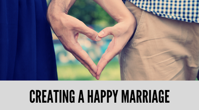 Creating a Happy Marriage / Coffee Shop Conversations for Couples