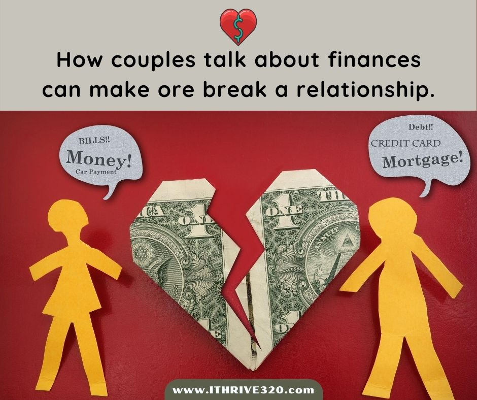 Finances can make or break a relationship