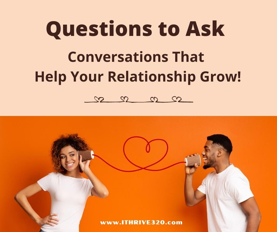 Good questions to ask for couples