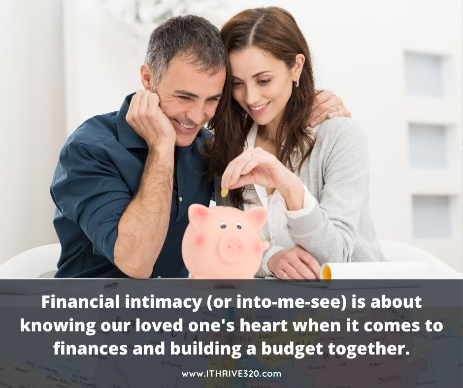 Questions to ask about financial intimacy