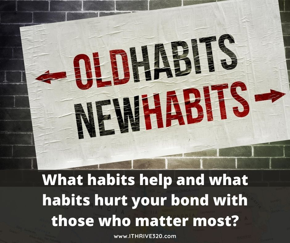 Questions to ask about relationship habits