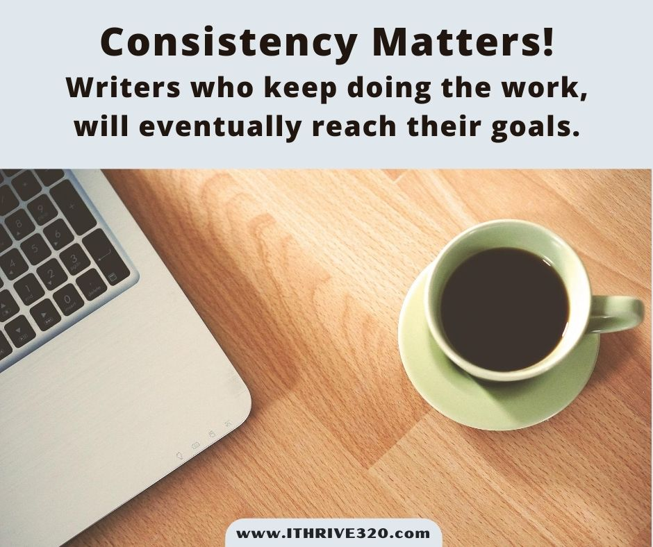A writing plan and writing consistency