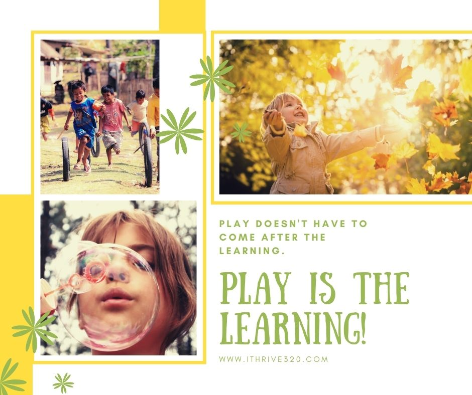Creative Kids - Play is the learning