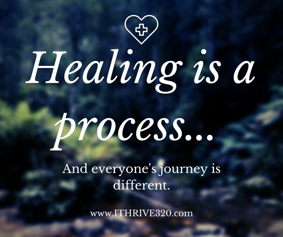 Dads matter and healing is a process
