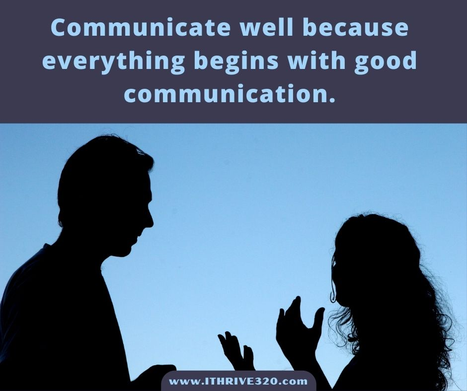 The importance of good communication in a blended family home
