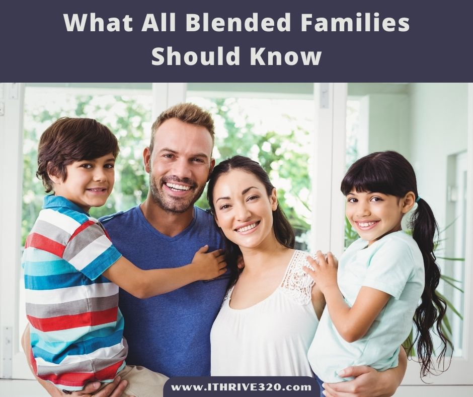 What all blended families should know