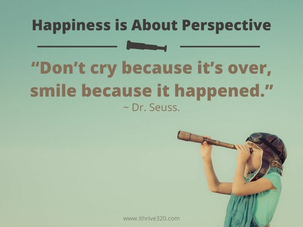 Happiness Quotes - Dr Seuss quote