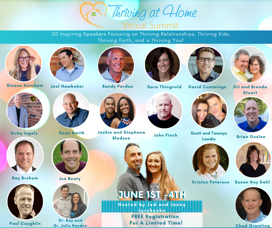 Thriving at Home Virtual Summit